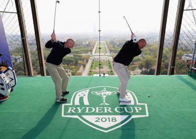 莱德杯(Ryder Cup)高尔夫观赛之旅
