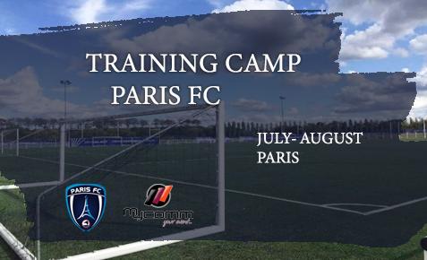 迈可慕巴黎FC足球训练营